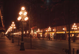 Street lights - Gastown [9 of 11]