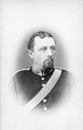 [Captain Boyle of the B.C. Garrison Artillery]