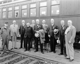 Executive, Vancouver Pioneers' Association