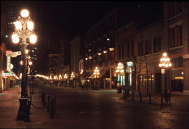 Street lights - Gastown [8 of 11]