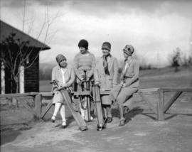 Quilchena Golf Club ladies' committee