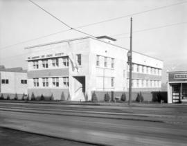 [Canadian Red Cross Society building]