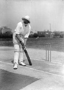 Mr. F.A.A. Barrs, Cricket Club