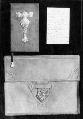 [Gifts] Presented to Their Royal Highnesses The Duchess of Connaught and Princess Patricia by the...