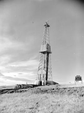 Turner Valley Oil Derrick
