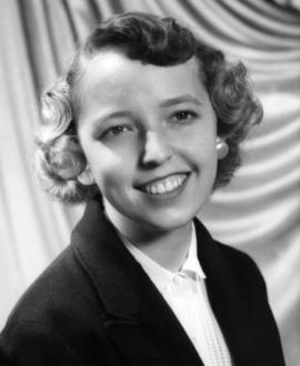 Portrait of Miss Vernon 1954