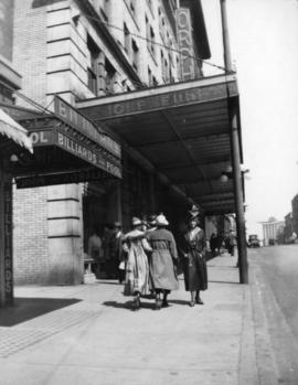 [Exterior of] Orpheum Theatre
