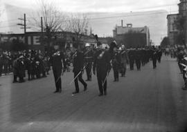 6th Regiment church parade