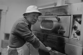Wo Fat Bakery owner Mr. Wing Chong Yuen