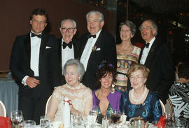 Centennial Ball guests at the Pan Pacific Hotel