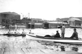 Vancouver Rowing Club [Coal Harbour]