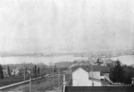 [View of Westminster Avenue (Main Street) from Mount Pleasant]