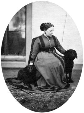 Mrs. Seymour and Dogs