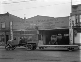 Arrow Transfer - Truck and Heavy Trailer [at 1530 West 4th Avenue]