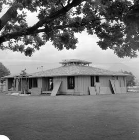 Pacific National Exhibition : prize home construction