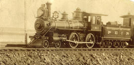 [P.E.I.R. locomotive No. 21]