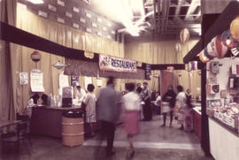 """Fanfair to Japan"" 1969 PNE : [Aki Restaurant]"