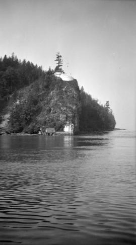 [View of Prospect Point in Stanley Park]