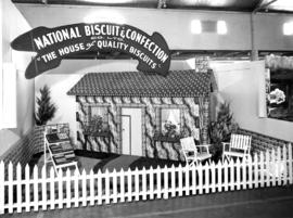 National Biscuit and Confection Co. display