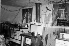 [Interior view of a house in Strathcona]