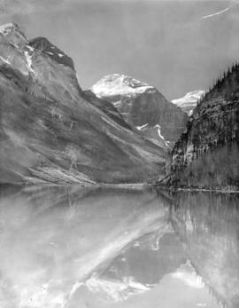 [Lake Louise and Mount Lefroy]