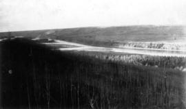 The valley of the Peace River, S.H. Luck, Pouce Coupe, B.C.