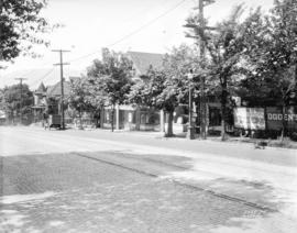 [View of 1300 block Robson Street]