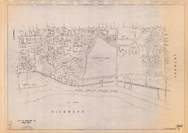 City of Vancouver, B.C. area map : Inverness Street to Boundary Road 54th Avenue to the North Arm...