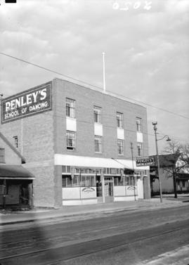 Penley's School of Dancing [Exterior View]