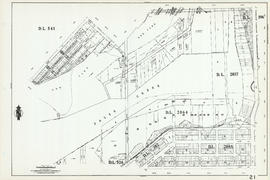 Section 21: False Creek between Main Street and D.L. 526