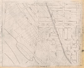 Sheet 31C [Granville Street to 64th Avenue to Arbutus Street to 75th Avenue]
