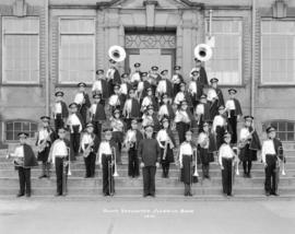 South Vancouver Juvenile Band 1933