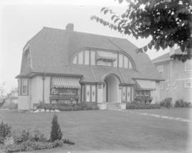 [Photograph of residence at 4212 Granville St.]