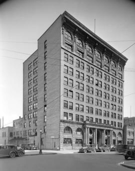 [Metropolitan building at 837 West Hastings Street]