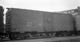 B.C. Electric [Railway] Co. [Boxcar #6001]