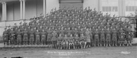 No. 1 Co. 4 72nd Seaforths - 1st Depot Batalion 1917 Vancouver B.C.