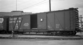 Desmoine and Central Iowa Rly. [Boxcar #2168]