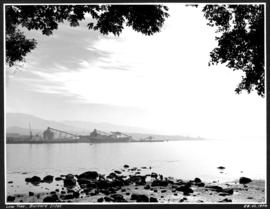 Low tide, Burrard Inlet