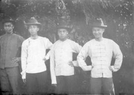 [Unidentified Chinese men]