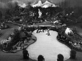 B.C. Professional Gardeners Association display at 1958 P.N.E. Horticultural Show