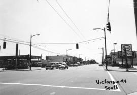 Victoria Drive and 49th [Avenue looking] south