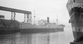 S.S. Allegra [at dock]
