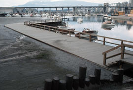 False Creek - Boardwalk west of Granville [1 of 9]