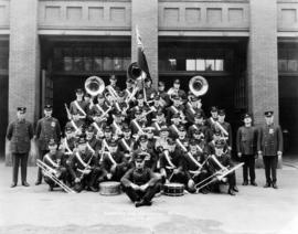 Vancouver Fire Department Band