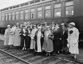 Ladies of the Woman's Auxiliary, Vancouver Pioneers Association