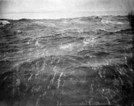 Another view of the ocean [from the Troopship Missanabie]