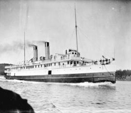 "[Canadian Pacific Navigation Company ship S.S. ""Islander""]"