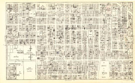 Sheet S.V. 6 : Prince Edward Street to Bruce Street and King Edward to Thirty-fifth Avenue