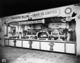 Vancouver Milling and Grain Co. display of flour products