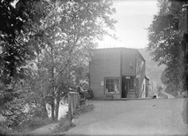 [Bowen Island Post Office and general store]